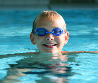 SWIM LESSONS - THIS PROGRAM IS CURRENTLY SUSPENDED DUE TO COVID-19