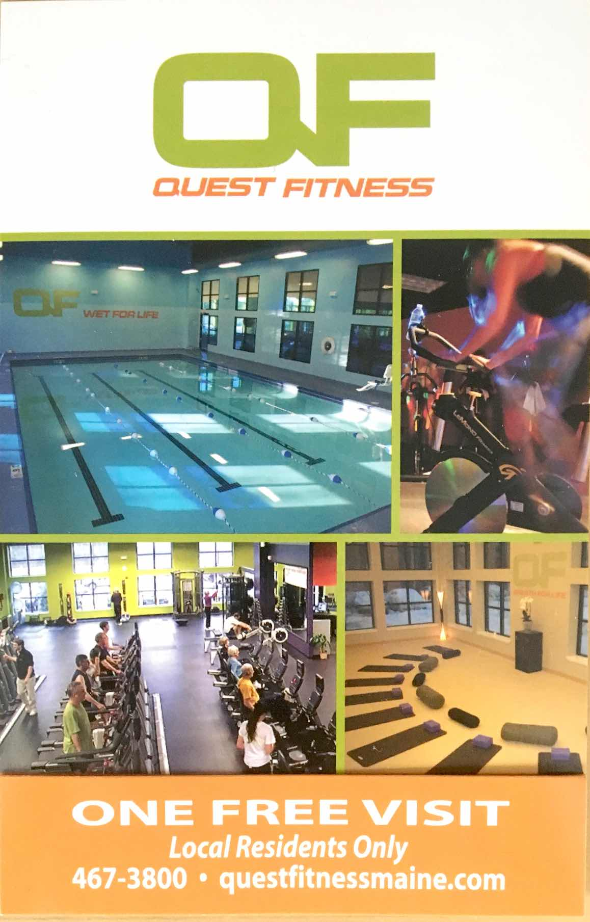 Fitness Center & Health Club: Kennebunk, ME: Quest Fitness